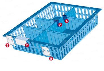 HTM71 Basket Accessories
