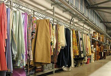 Bespoke Garment Racking