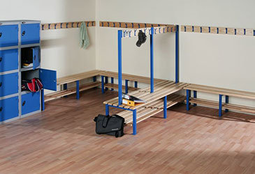Changing Room Equipment