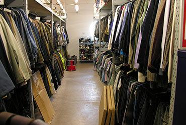 BBC Wales - Garment Racking