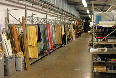 BBC Wales - Bespoke Hanging Racks