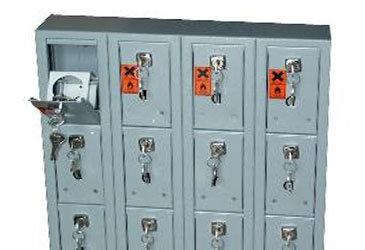 CS Gas Lockers