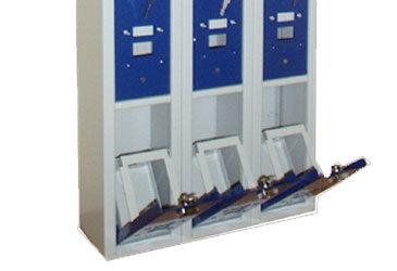 CS Gas Storage Lockers