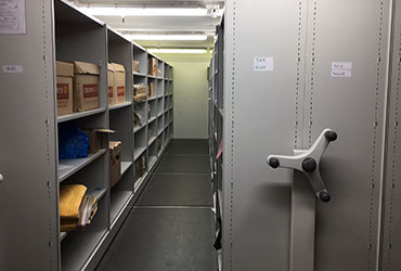 Mobile Shelving - Manchester Growth