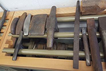 Royal College of Art - Hammer Storage