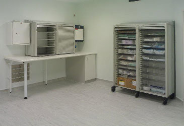 Mobile HTM71 Cupboards
