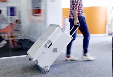 Laptop Travel Trolley