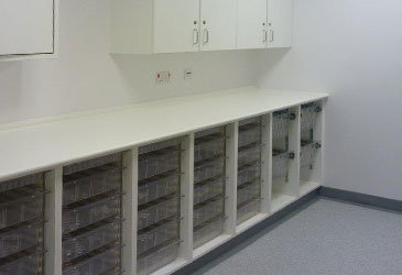 Low Cupboards