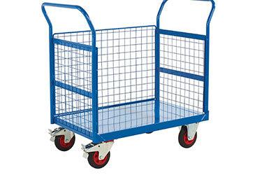 Mesh Sided Trolley