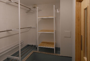 Modular Drying Room