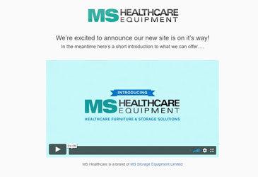 MS Healthcare Website