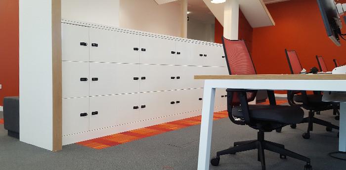 Office Furniture Slide