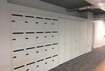 Bespoke Storage Wall