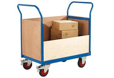 Plywood Sided Trolley