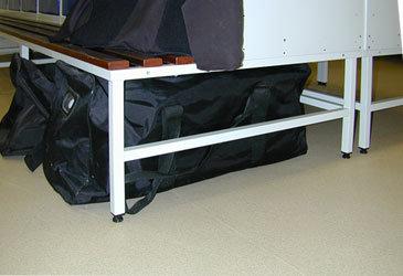 Police Kitbag Storage