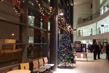 Wirral NHS Christmas Tree
