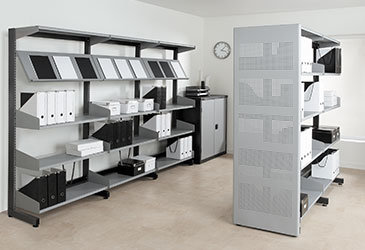 Probe Library Shelving