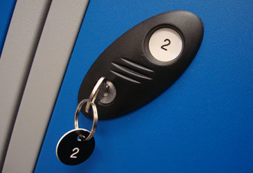 Replacement Locker Keys