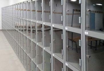 Retail Staff Lockers