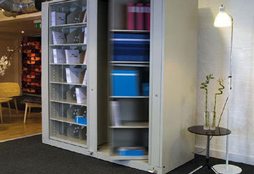 Rotary Storage Units