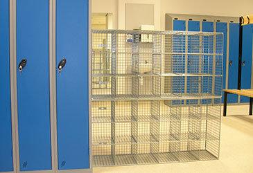 Shoe Storage Units