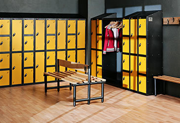 Probe Mild Steel Lockers