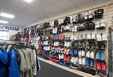 UK Lacrosse Slatwall