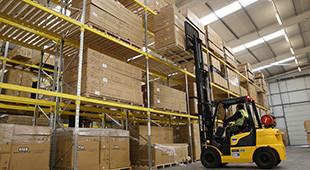 Industrial & Warehouse Storage